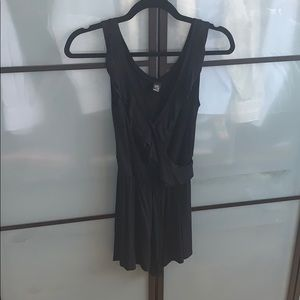 Only Hearts Black Romper